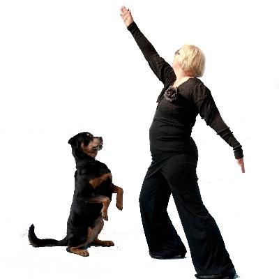 Dog Dance met een Rottweiler
