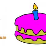 Rottweiler Start 1 jaar : Feest en tijd voor een terugblik!