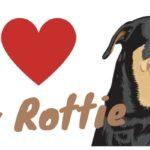 Knuffelweiler, Rottie en andere bijnamen voor de Rottweiler