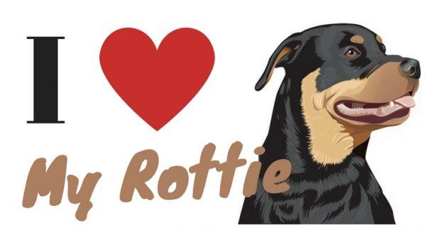 bijnamen voor de Rottweiler