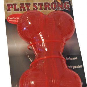 Playstrong Rubber Bot Groot voor honden Per stuk
